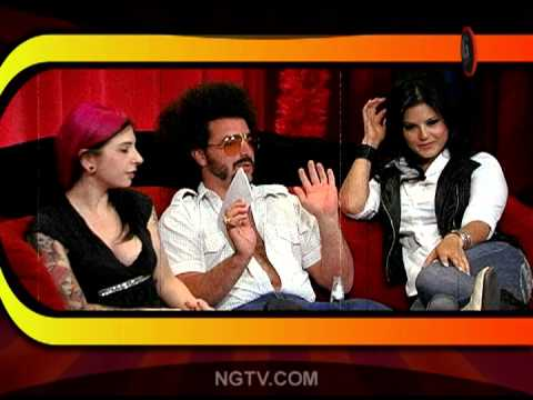Porn Stars Sunny Leone & Joanna Angel are Fresh Meat!