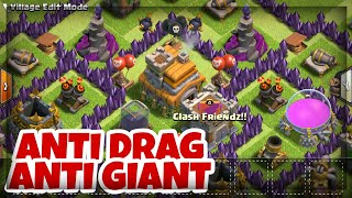 Best TH 7 War Base 2016 - 2017 ✔ ANTI DRAGON | ANTI GIANT | ANTI VALK • Clash of Clans