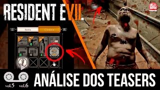 Resident Evil 7 - ANÁLISE DO TEASER : Vol. 5