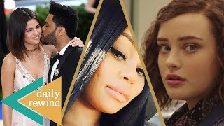 The Weeknd LOVES Selena Gomez
