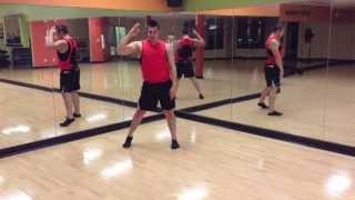 come and get it choreography