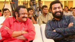 Jr ntr images at ism movie audio launch.