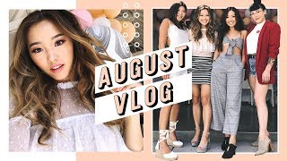 What Happened At My Eggie Launch   August Vlog