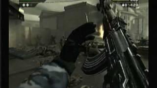 Black PS2 gameplay