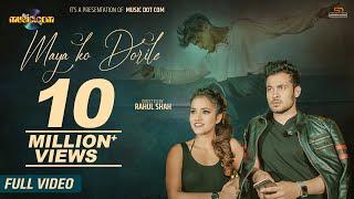 """Maya ko Dorile "" Deepak Bajracharya   Concept Dance Video By Rahul Shah Ft. Alisha X Arun"
