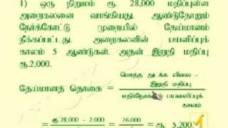 ACCOUNTANCY -12th Tamil