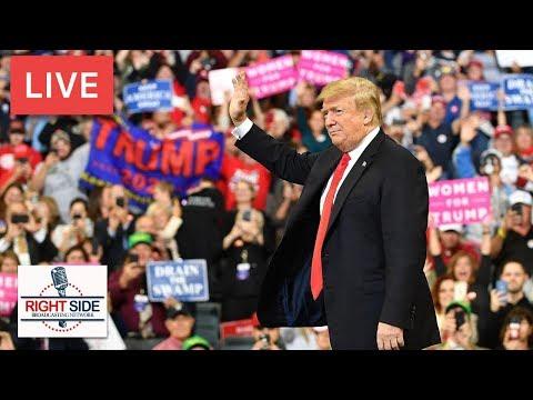 Xxx Mp4 Full Event President Donald Trump Holds MAGA Rally In Missoula MT 10 18 18 3gp Sex