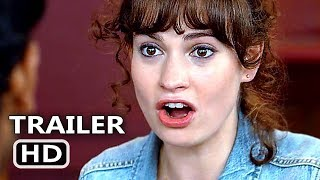 YESTERDAY Official Trailer (2019) Lilly James, Danny Boyle Movie HD