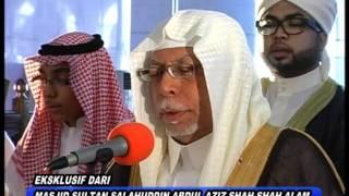 AZAN SHEIKH ALI AHMED MULLA -SHAH ALAM 2011