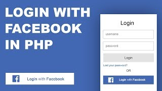 Facebook Login & Signup Using FB Graph API - PHP