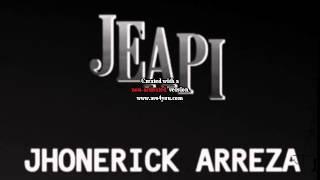 Jhonerick Arreza Productions, inc. Logo Filmed Version