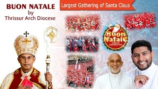 BUON NATALE by Thrissur Arch Diocese & Pauravali | Merry Christmas