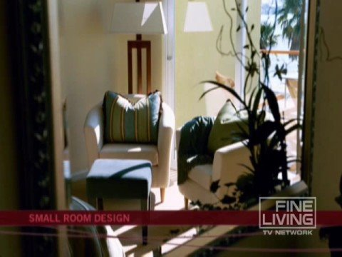 watch Small Room Design-Fine Living