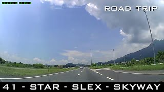 Road Trip #41 - STAR Tollway, SLEX, and Skyway (Batangas to Makati)