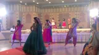 Desi Girl - Sangeet Dance