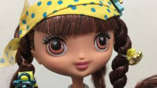 KUU KUU HARAJUKU FASHION ANGEL DOLL REVIEW - GWEN STEFANI NICKELODEON DOLLS