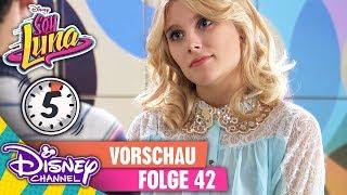 5 Minuten Vorschau - SOY LUNA Folge 42 || Disney Channel