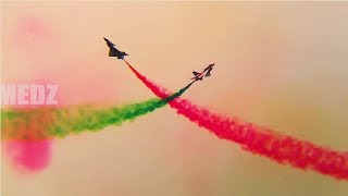 VERY BEAUTIFUL AIR SHOW IN ISLAMABAD 2019 - Guide Lines - PAF Videos