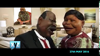What if Raila was president ??
