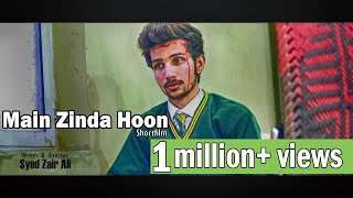 Main Zinda Hoon | Peshawar APS Attack shortfilm 2018 | Funky Dudes