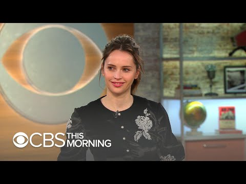 Xxx Mp4 Felicity Jones On Spending Time With Ruth Bader Ginsburg For On The Basis Of Sex 3gp Sex
