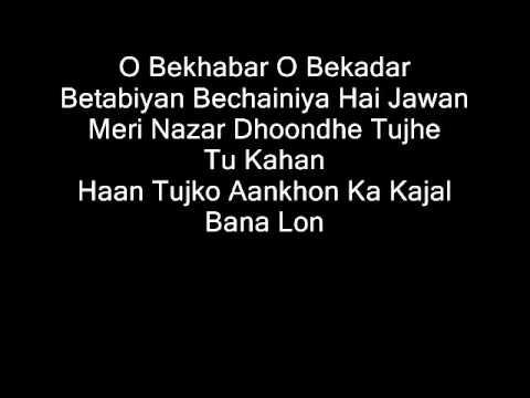 Xxx Mp4 O Bekhabar Lyrics 3gp Sex