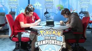 2016 Pokémon National Championships: VG Masters Top 8, Match C