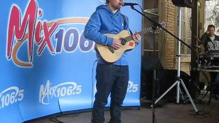Ed Sheeran - Give Me Love (Live)