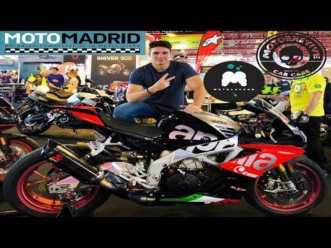 MotoMadrid 2019 Salón de la moto