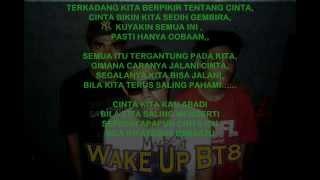 wake up bt8 keagungan cinta