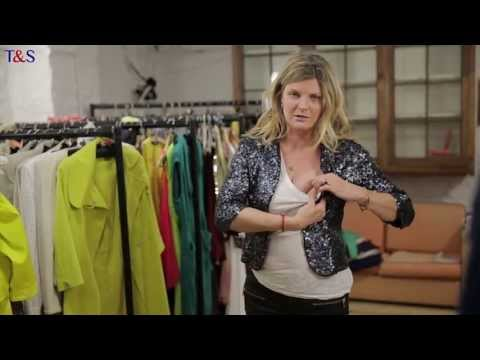 Xxx Mp4 How To Wear Jackets If You Ve Got Big Boobs Trinny Susannah How To Style Fashion Tips 3gp Sex