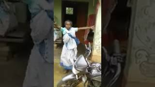 Cycle se aaya salem.…Funny video( Bhejiput , Sana kabera sahi )