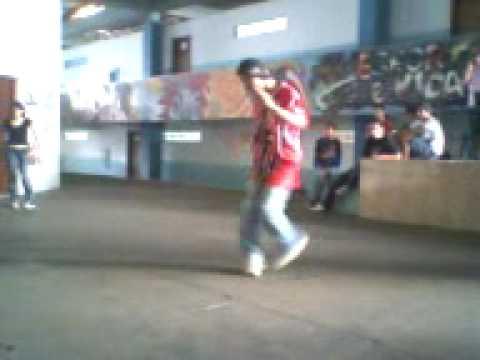 1º Capeonato de Psy Escola CENE Pereira Barreto Jhonatan