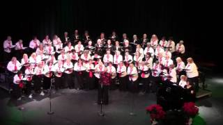 The 12 days of Regifted Christmas, Gilpin, Troy Community Chorus, Dec 2016