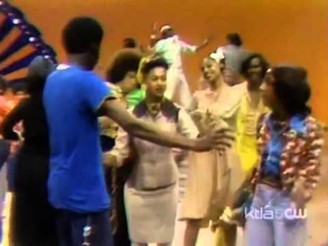 Soul Train Dancers (Graham Central Station - Can You Handle It) 1974