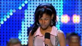 Diamond White - I Have Nothing - X Factor USA  (Boot Camp)