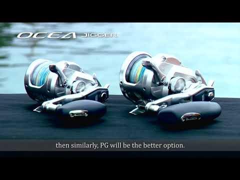 2017 New Ocea Jigger (w English Subtitles)