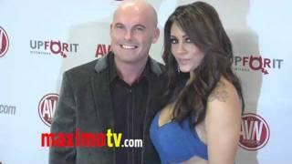 Raylene at 2012 AVN AWARDS Show Red Carpet Arrivals
