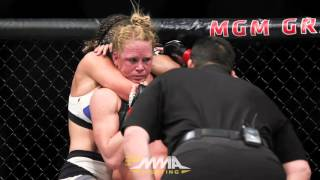 Miesha Tate Vs. Holly Holm Fight: UFC 196 'Fifth And Final Round' Video