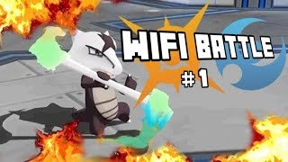 Pokemon Sun and Moon Wifi Battle: CIRCLE JERK MAROWAK