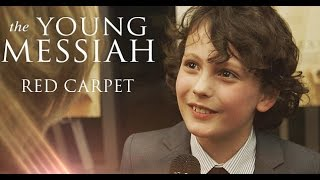 THE YOUNG MESSIAH Red Carpet