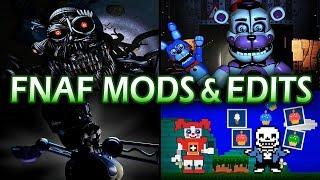 FNAF MODS & EDITS | DarkTaurus | Part 4 Emerald