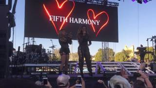 Fifth Harmony - All In My Head (Flex) (featuring Fetty Wap) (LIVE @ the Endfest, May 14th, 2017)
