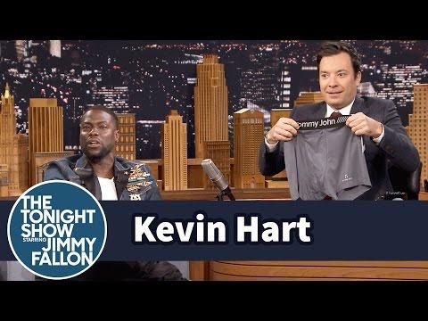 Kevin Hart Talks Fitness and Underwear Pockets