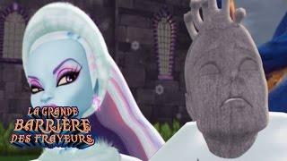 MonsterHigh prise d'assaut!  | La Grande Barrière des Frayeurs | Monster High