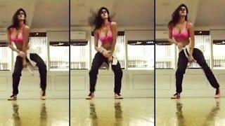 Disha Patani H0t Dance Practice 2017