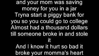 Eminem - Mockingbird Lyrics