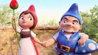 Gnomeo & Juliet - Sherlock Gnomes | official trailer (2018)