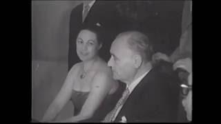 Renata Tebaldi ricorda quando cantò Andrea Chénier con Beniamino Gigli in Brasile nel 1951
