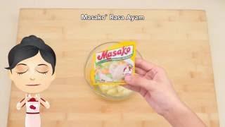 Dapur Umami - Singkong Spesial ala MASAKO
